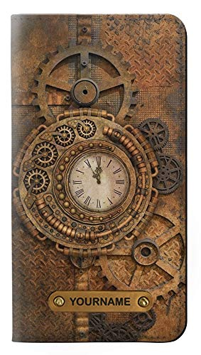 Steampunk clocks and gears iphone 11 case