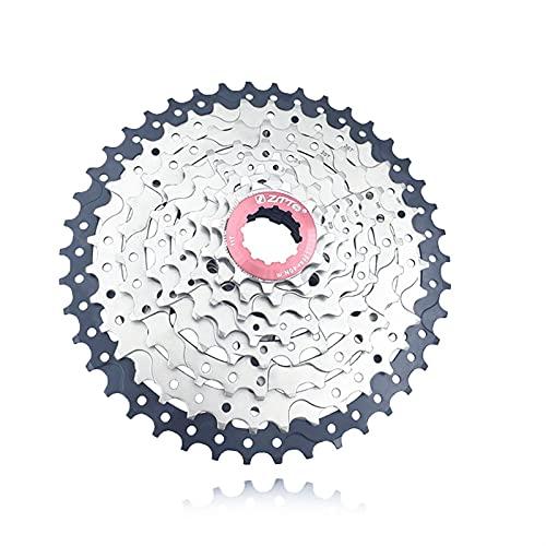 WENYOG Rueda Libre MTB Bicicleta de montaña 8 Cassette de Velocidad 8S 42T Bicicleta FreeWwluel para Rueda Dentada Flywheel Cog 436G (Color : 8 Speed 11 42T)