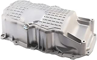 Schnecke Engine Oil Pan Fits select 2.4L CHRYSLER(01-06 SEBRING)(00-03 VOYAGER)DODGE(98-07 CARAVAN)(98-06 STRATUS)PLYMOUTH(98 BREEZE)(98-00 VOYAGER) replaces 4694525AA, 4694525AB, 4694525AC, 4884476AB