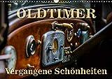 Oldtimer - vergangene Schönheiten (Wandkalender 2021 DIN A3 quer)