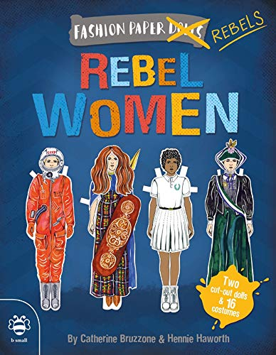 Rebel Women – Fashion Paper Dolls