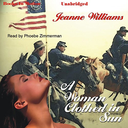 A Woman Clothed In Sun audiobook cover art