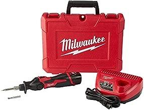 M12 REDLINK Soldering Iron Kit W/LED Light