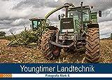 Youngtimer Landtechnik (Wandkalender 2022 DIN A2 quer)