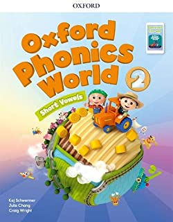 Oxford Phonics World: Level 2: Student Book with App Pack 2