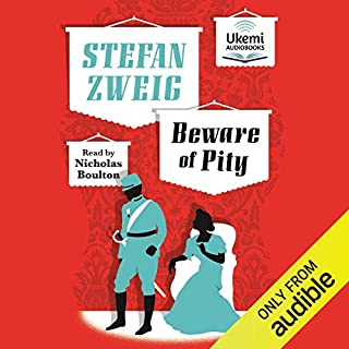Beware of Pity audiobook cover art