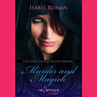 The Dark Desires of the Druids 1 audiobook cover art