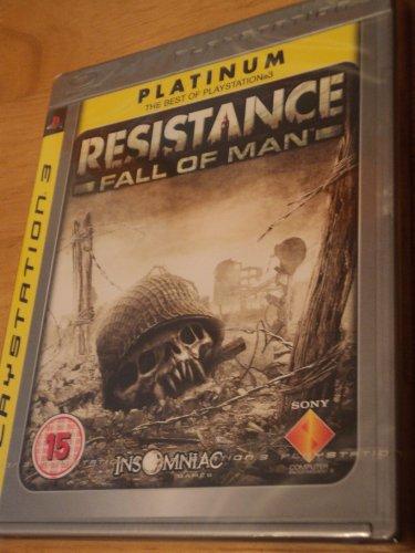 Resistance: Fall of Man - Platinum (PS3) [Importación inglesa]