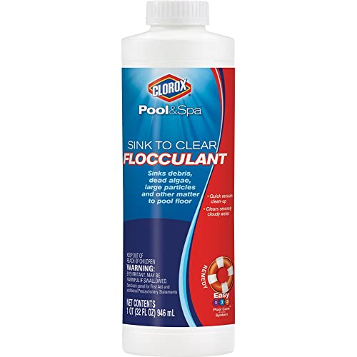 Pool Flocculant: Amazon.com