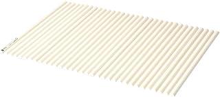 コーナン オリジナル LIFELEX(ライフレックス)シャッター式風呂フタ L-11 ラウンド型 幅75×長さ110cm