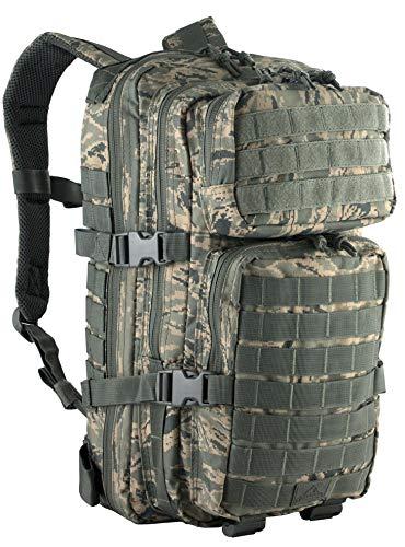 Red Rock Outdoor Gear 9005422 Red Rock Gear Asalto Pack Camo, Abu Camuflaje, medium Unisex Adulto