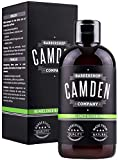 Shampoo per Barba 2 in 1 di Camden Barbershop Company  Detersione di Barba e Viso con Ingredienti Naturali  Fragranza Fresca  Senza Profumo  250 ml