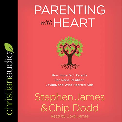 Parenting with Heart audiobook cover art