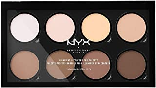 Nyx Highlight & Contour Pro Palette Hcpp01