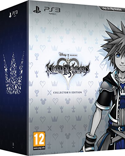 Kingdom Hearts HD 2.5 Remix - collector's edition [import anglais]