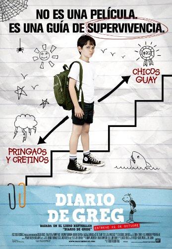 Diario de Greg [DVD]
