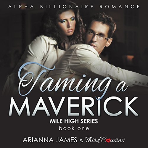 Taming a Maverick audiobook cover art
