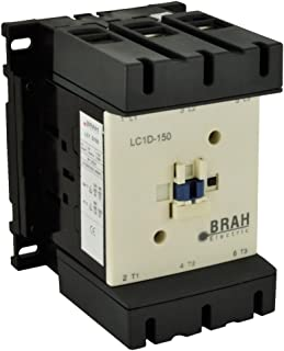 Direct Replacement for TELEMECANIQUE LC1-D150 AC Contactor LC1D150 LC1D150-Q6 120V Coil 3 Phase 3 Pole 150 Amp