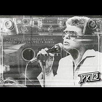 Triste Y Vacia (feat. Hector Lavoe)