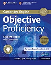 Permalink to Objective Proficiency Student's Book Pack (Student's Book with Answers with Downloadable Software and Class Audio CDs (2)) 2nd Edition [Lingua inglese] PDF