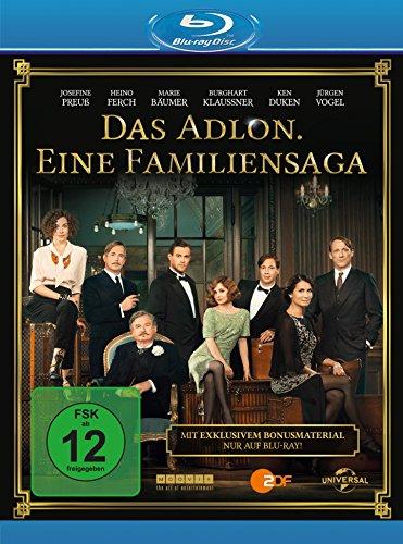 Das Adlon - Eine Familiensaga [Blu-ray]
