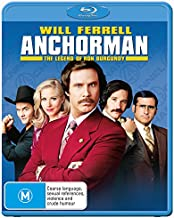 Anchorman - The Legend of Ron Burgundy (Blu-ray)