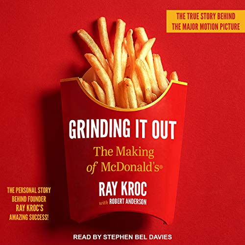 Grinding It Out cover art