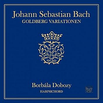 Bach: Goldberg-Variationen, BWV 988 by Dobozy