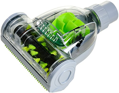 Ovente Pet or Sofa Hair Brush Attachment Universal Fit to ST2000/2010, ST2500R/2510R, and ST2620 Electric Vacuum Cleaners Series, Easy to Detach, Heavy Duty Plastic, Green ACPST2510