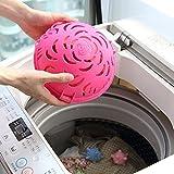 Moxcow Palla proteggi biancheria intima, per lavaggio in lavatrice Purple