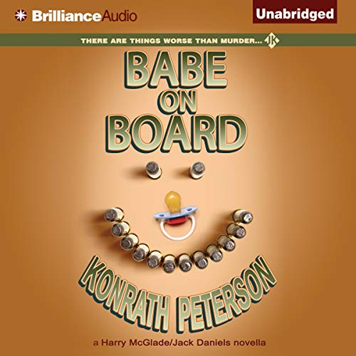 Babe on Board audiobook cover art