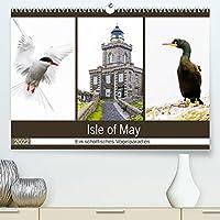 Isle of May - Ein schottisches Vogelparadies (Premium, hochwertiger DIN A2 Wandkalender 2022, Kunstdruck in Hochglanz): Ein Insel Eldorado fuer Ornithologen und Vogelliebhaber an der schottischen Ostkueste (Monatskalender, 14 Seiten )