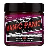Manic Panic Fuchsia Shock - Classic Tintura per capelli fucsia 118 ml, Rosa