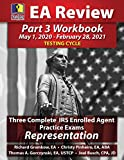 Image of PassKey Learning Systems EA Review Part 3 Workbook: Three Complete IRS Enrolled Agent Practice Exams for Representation: (May 1, 2020-February 28, 2021 Testing Cycle)