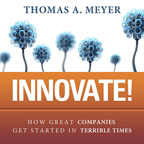 Innovate! audiobook cover art