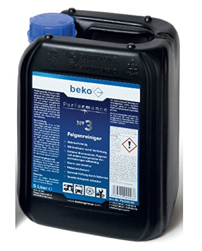 Beko Performance No. 3 Felgenreiniger 5 l Kanister