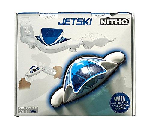 Nitho wia Jet, greep a stuur Nitho
