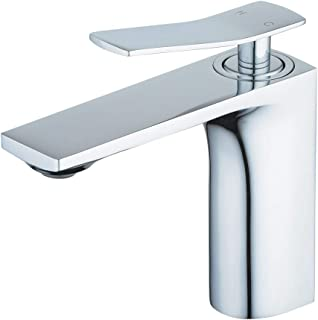 Sponsored Ad – Bathroom Sink Taps Basin Mixer Tap for Washroom and Bathroom Sink Single Lever Cold and Hot Water Available...