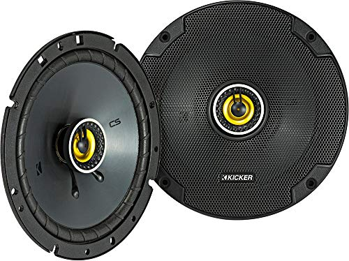 Kicker 46CSC674 6-3/4' 2-Way Speakers