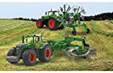 RC Traktor FENDT 1050 SCHWADER-Anhänger XL Länge 70cm
