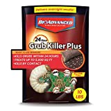 Best Grub Killers - BIOADVANCED 700750B 24-Hour Grub Lawns Plus Ant, Tick Review