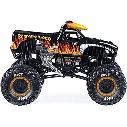Monster Jam - Camión 6056054 MNJ VHC, 1 A 24 CC, El Toro Loco, C2 UPCX GML