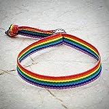 Pulsera Arcoiris - Orgullo Gay - LGBTQ+