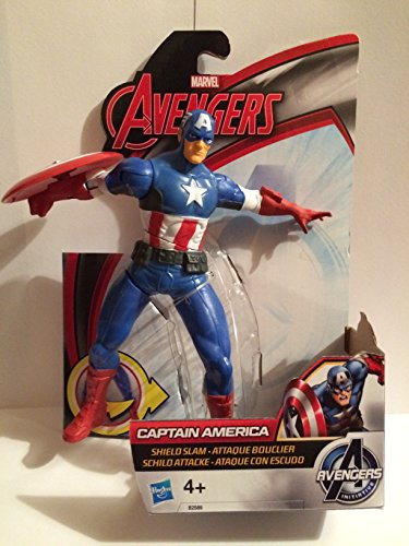 Hasbro European Trading Bv Avengers Pers.Battlers