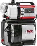 AL-KO Hauswasserwerke HW 4000 FCS Comfort (1000 W Motorleistung, 4000 l/h max. Fördermenge, 45 m max. Förderhöhe, 17 l Druckkessel)
