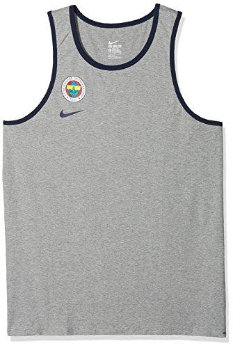 Nike Istanbul Basketball Tank–Shirt Istanbul BSB 2015/2016Herren S grau