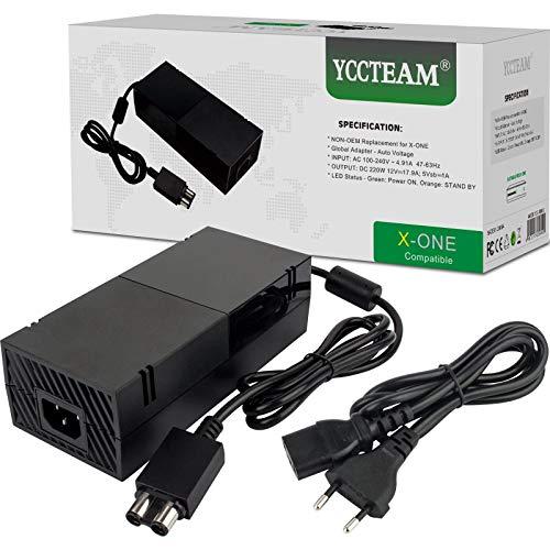 Xbox One Adaptadores de corriente, Kit de Reemplazo de Adaptador de CA para Controlador Xbox One