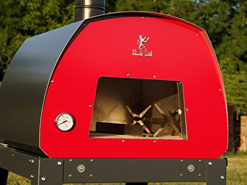 WOOD OVEN FOR PIZZA