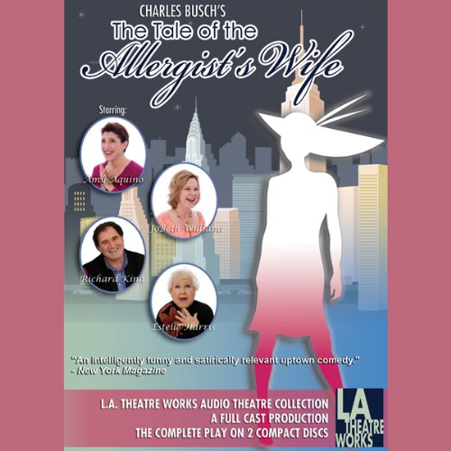 The Tale of the Allergist's Wife audiobook cover art