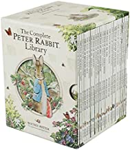 The Complete Peter Rabbit Library 23 books Boxed Set Collection (Squirrel Nutkin, Tailor of Gloucester, Benjamin Bunny, Mi...